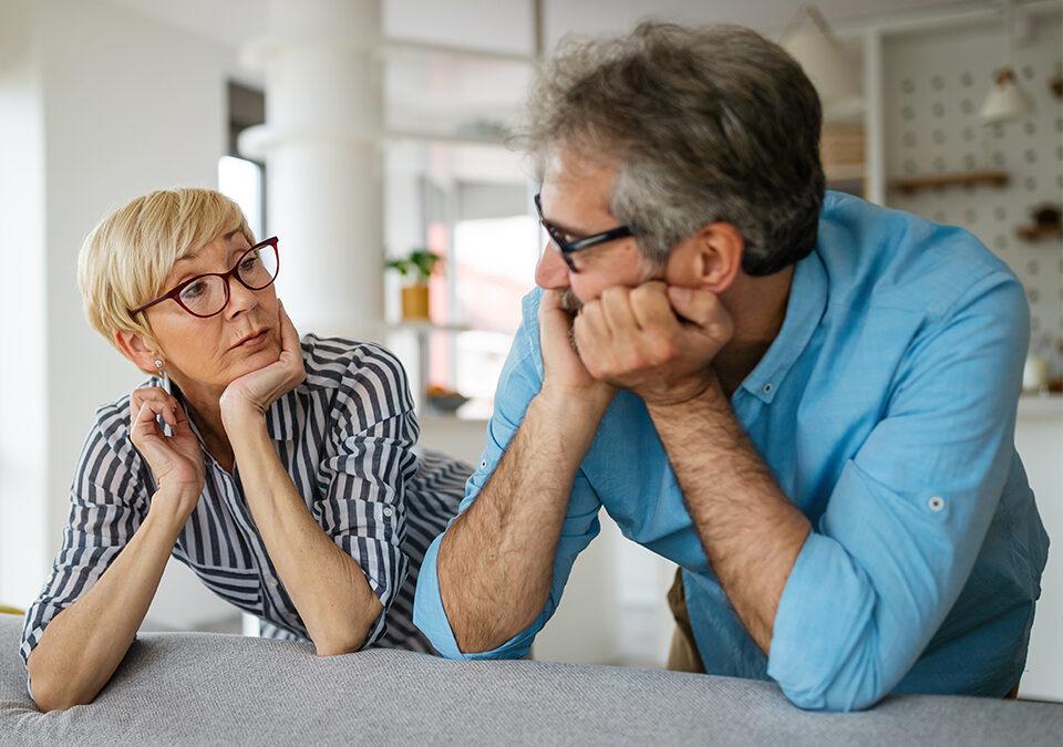 Successione con coniugi separati ma non divorziati